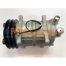 Компрессор TM15XS, 2A, 135 mm, 12V, R404a