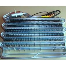 Пайка испарителя, конденсора, трубок высокого, низкого давления